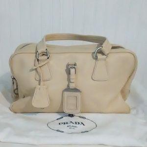 Authentic Vintage Prada Handbag